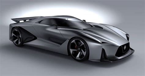 2020 Nissan Gran Turismo by Nissan Concept 2020 Vision Gran Turismo Heading To Goodwood