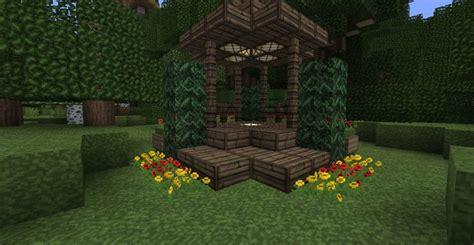 beautiful mc garden idea minecraft pinterest