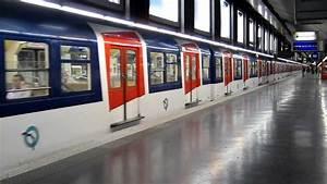 Rer Ligne A De Paris  Ms61 R U00e9nov U00e9  U00e0 La Gare Charles-de-gaulle- U00c9toile