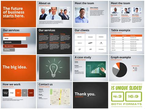 Pitch Deck Presentation Template Free by Last Day 5 Pitchstock Powerpoint Presentation Decks