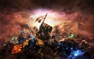 World Of Warcraft: Mists Of Pandaria 4k Ultra HD Wallpaper ...