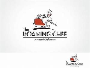 39 Modern Elegant Chef Logo Designs for The Roaming Chef ...