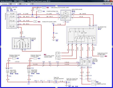 Fuel Wiring Diagram For F150 by Wiring Diagram 2006 Supercrew Ford F150 Forum
