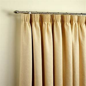 Pencil pleat curtains curtains pinterest for How to make pencil pleat curtains