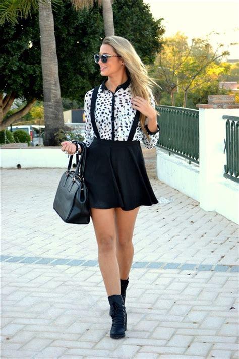 Faldas de moda u00bb Outfits con falda 1