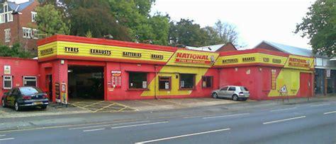 Tyres Nottingham (castle Boulevard Ng7)