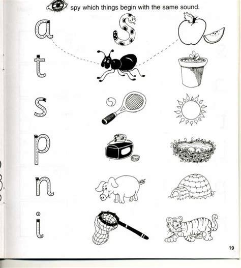 jolly phonics workbook 1 phonics activities