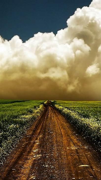 Country Iphone Wallpapers Road Heaven Travel Desktop