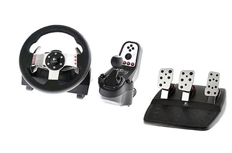volante g27 logitech joystick logitech g27 racing wheel 1270141 darty
