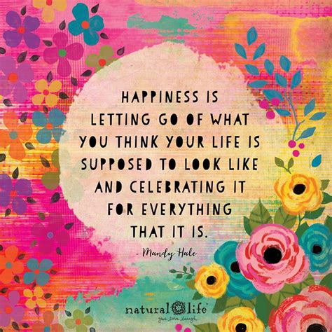 happiness  letting  tiny buddha