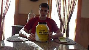 Ep 2 Beyond Raw Re-grow Protein Shake Review