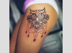 Tattoo Cuisse Femme Rose Printablehd