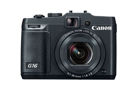Canon G16 by Powershot G16