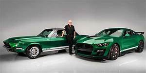 The Green Hornet: 2020 Shelby GT500 Tribute Car Sells For $1.1M