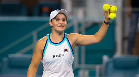 Ashleigh barty (born 24 april 1996) is an australian professional tennis player and former cricketer. Ashleigh Barty fue elegida jugadora del año de la WTA