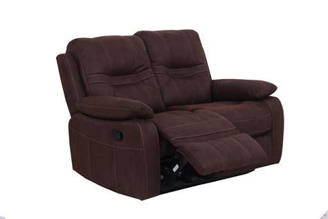 two seater recliner sofa buy vida living corelli 2 seater fabric recliner sofa