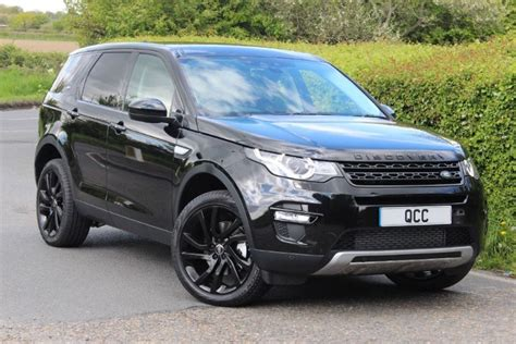 land rover discovery hse  fast car specification