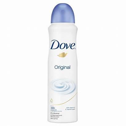 Dove Deodorant Deo Antiperspirant Deodorants Unilever Spray