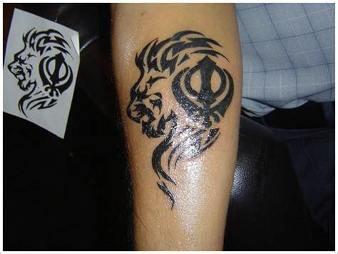 tribal lion tattoo designs   inspiration