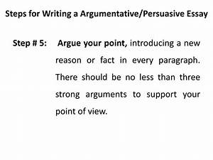 argumentative essay powerpoint 7th grade 1 narrative essay thesis statement
