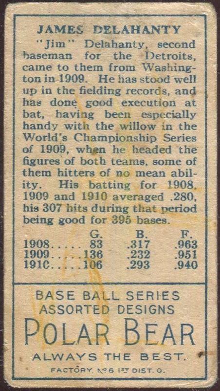 detroit tiger season  baseball cards bless