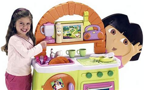 Dora Kitchen Talking