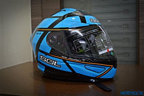 Sol Review by Sol Sf 5 Helmet Review A Sensible Helmet For The Style