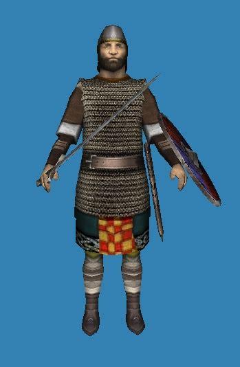 irish warrior image viking invasion  mod  medieval