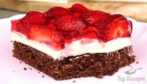 Fruchtiges Erdbeer Tiramisu Rezept