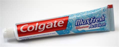 tous les dentifrices avec menthol meilleur dentifrice
