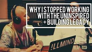 WHY I STOPPED WORKING WITH THE UNINSPIRED + BUILDING ...