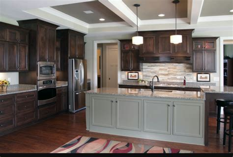 gray kitchen cabinets ideas kitchen designs with cabinets brown railing stairs 3924