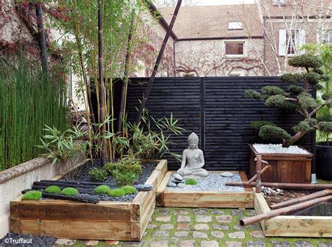 Deco Terrasse Zen Deco De Jardin En Fer