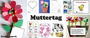 Krippe Zum Spielen : muttertag basteln und spiele kindergarten und kita ideen ~ Frokenaadalensverden.com Haus und Dekorationen