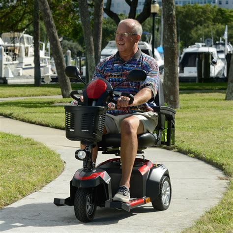 6 signs your town is mobility scooter friendly hoveround