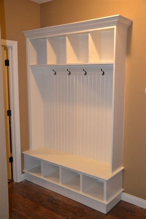 mudroom storage bench entryway storage bench and wall cubbies woodworking
