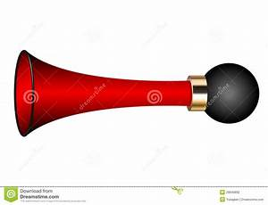 Air Horn Stock Vector  Illustration Of Noise  Isolated