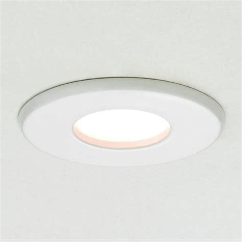 Contemporary Bathroom Downlight by Kamo Mains Voltage Ip65 Spotlight The Lighting Superstore