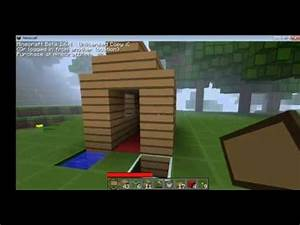 how to make a dog house in minecraft youtube With how to build a dog house youtube
