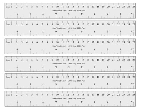 ruler template free printable cm inch ruler math mania printable ruler ruler and inch ruler