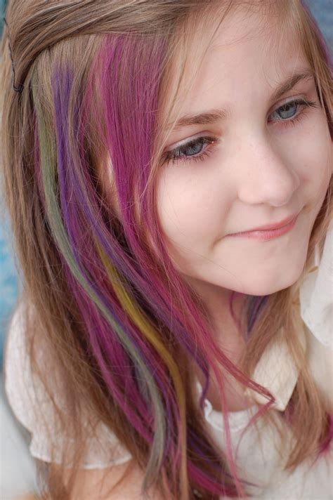 Types Of Hair Color Everything Hair Kids Hair Color