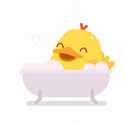 Duck Silly Duncan Pack Sticker Imessage Stickers