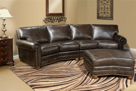 sectional leather for sale in appealing conversation sofa sectional 89 in leather sofa