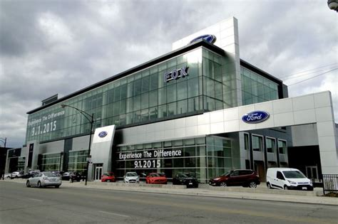 million ford dealer ready  roll  bucktown
