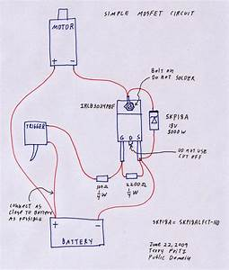 Mod Mos Fet Wiring Diagram Pictures
