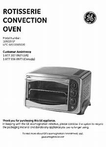 Ge Microwave Convection Oven Combo Manual  U2013 Bestmicrowave