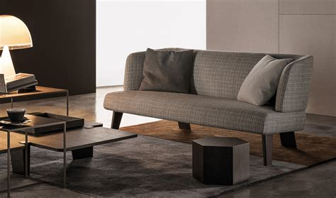 settee lounge creed lounge sofa sofas from minotti architonic