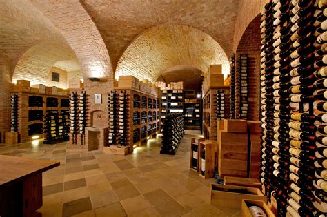 Wine Cellar : Wine Cellars A 'standard Feature' For Luxury Real Estate