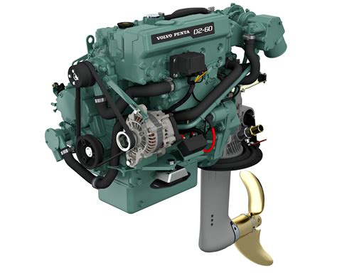 volvo penta reveals    engine boatadvice