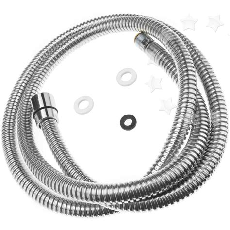 flexible home kitchen pull  spray hose basin bath tap hose replacement ebay